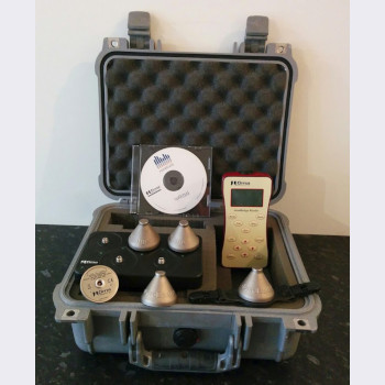 doseBadge Kit - 5 Dosimeters